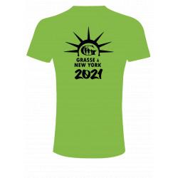 Tee-shirt Running Homme...
